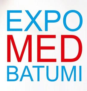 Expomed Batumi 2021 logo