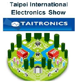 Taipei Electronics Show logo