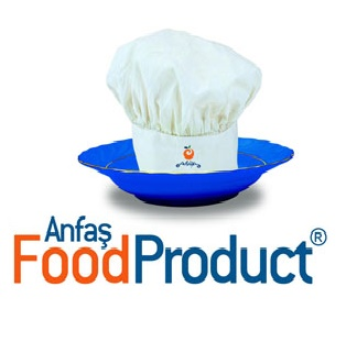 Anfaş Food Product fuar logo