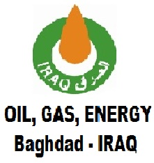 Oil,Gas and Energy Baghdad Logo