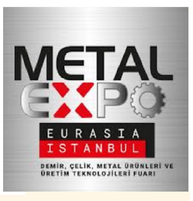 Metal Expo Eurasia İstanbul logo