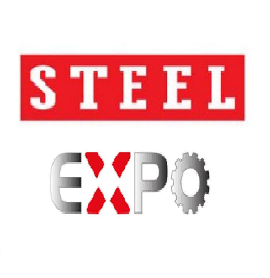 Steel Expo  logo