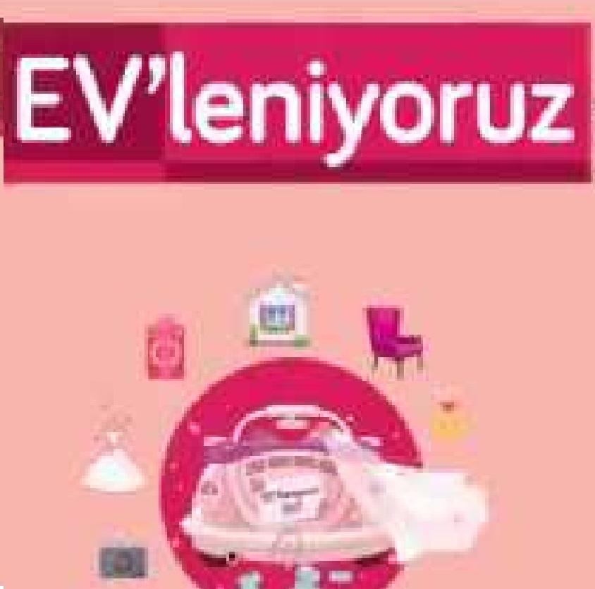3. EV'leniyoruz logo