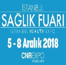 Istanbul Health Expo logo