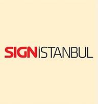 SIGN İSTANBUL 2018 logo