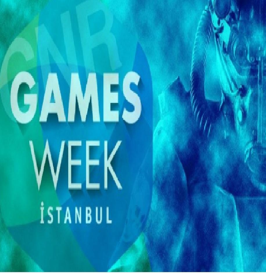 CNR Games Week İstanbul logo