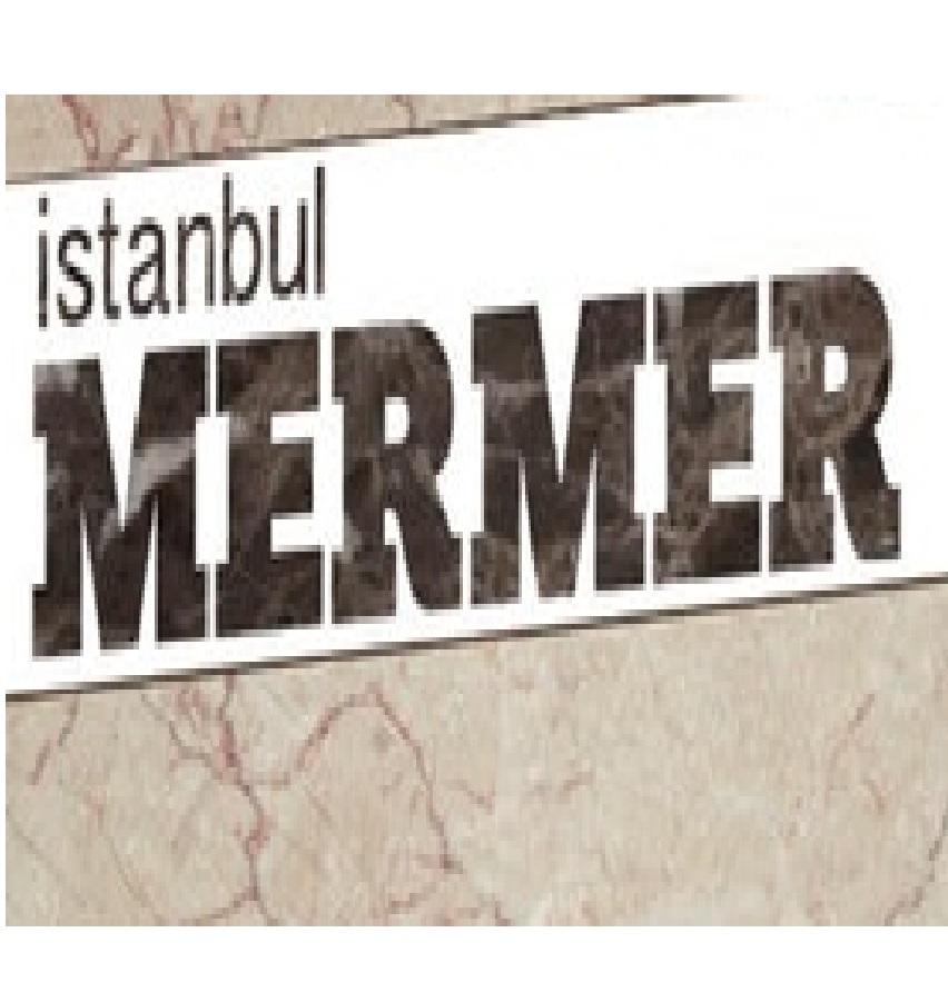 İstanbul Mermer Fuarı 2018  logo
