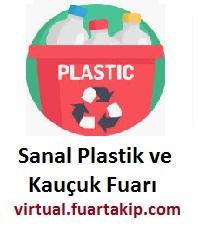 Plastik ve Kauçuk Sanal Fuarı logo