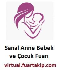 Anne Bebek ve Çocuk Sanal Fuarı logo