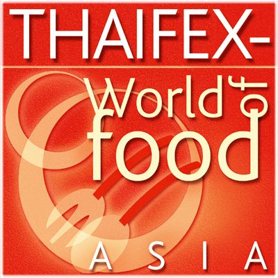 THAIFEX - World of Food ASIA fuar logo