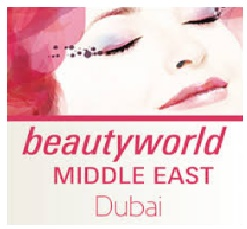 Beautyworld Middle East fuar logo