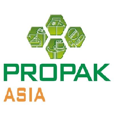 ProPak Asia 2020 logo