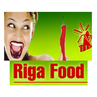 Riga Food 2019 logo