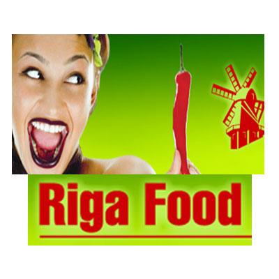 Riga Food 2021 logo
