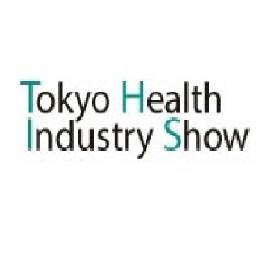 Tokyo Health Industry Show fuar logo