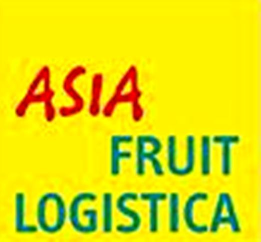 Asia Fruit Logistica fuar logo