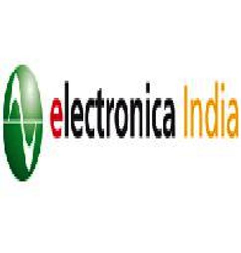 Electronica India 2015 fuar logo