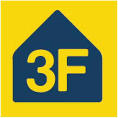 3F Famous Furniture Fair logo