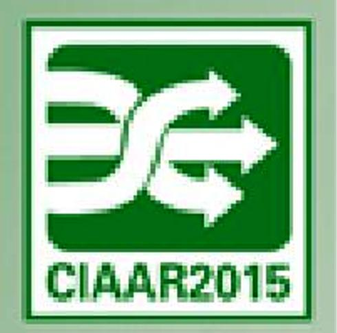 CIAAR Show 2018 logo