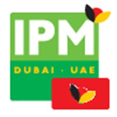 IPM Dubai 2021 logo