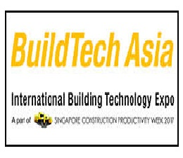 BuildTechAsia 2018 logo