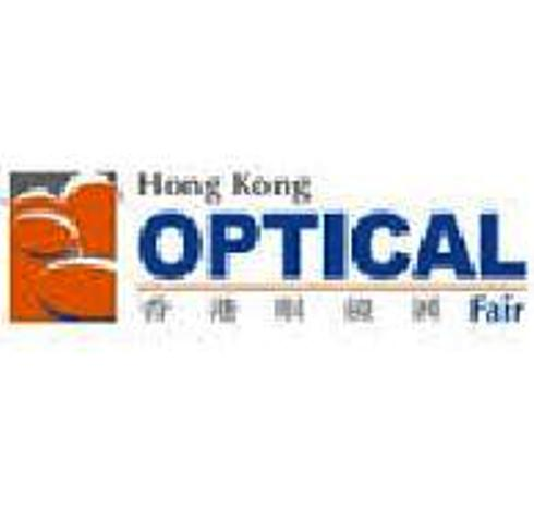 Hong Kong Optical Fair logo