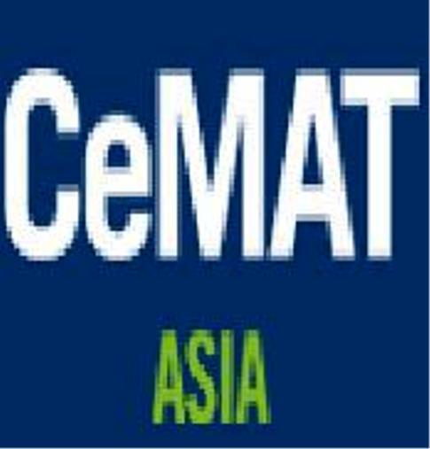 CeMat Asia logo